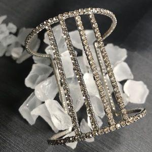 Guess diamond look bracelet